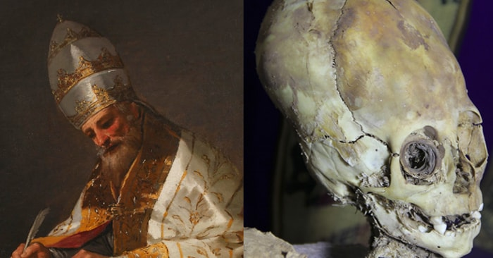 Homo Capensis Vatican Catholic Church