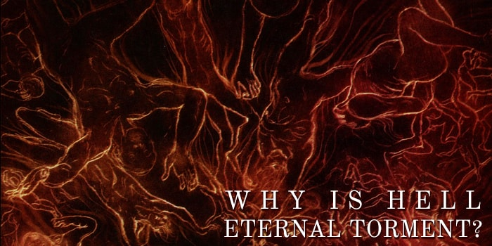 hell is eternal torment
